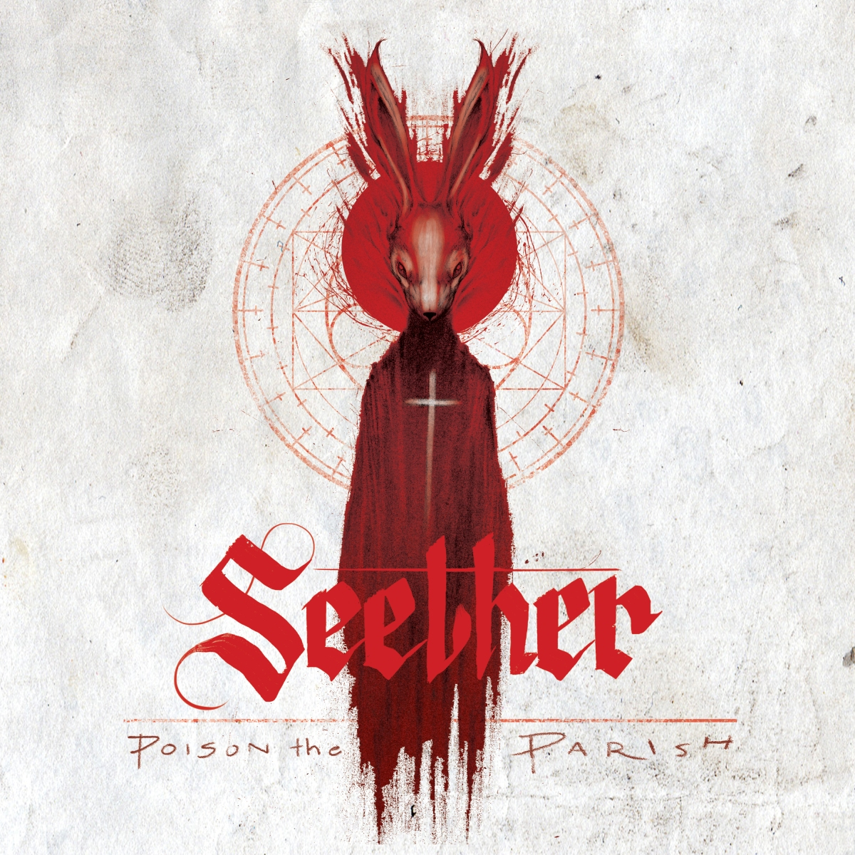 May 2017, Best Alternative Metal Album of the Month: Poison the Parish by Seether