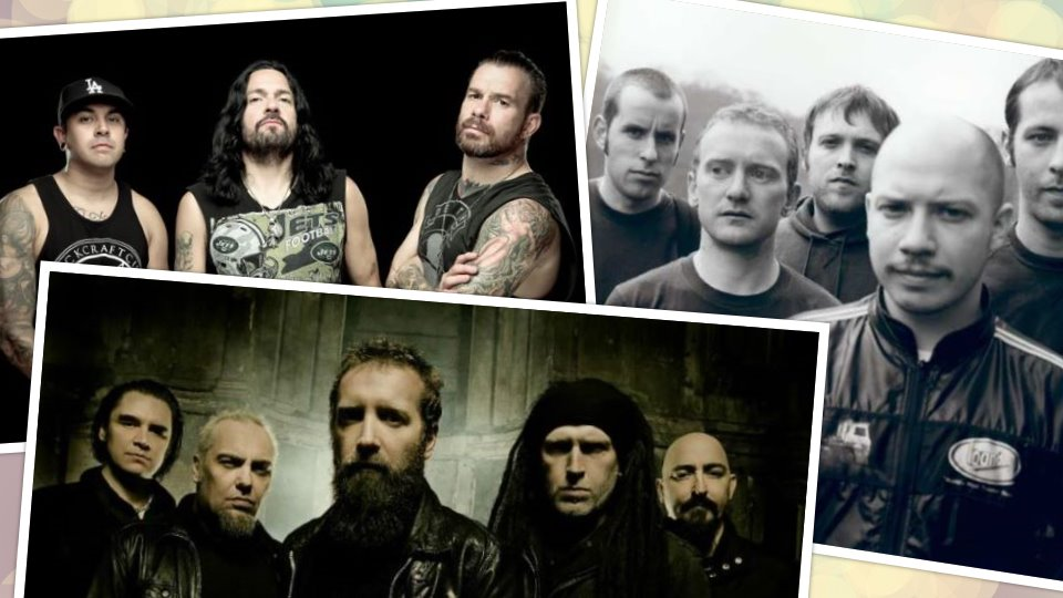 Here They Come: 3 legendary bands and their forthcoming newreleases