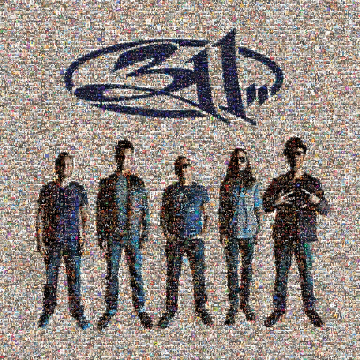 June 2017, Best Rock Album of the Month: Mosaic by311