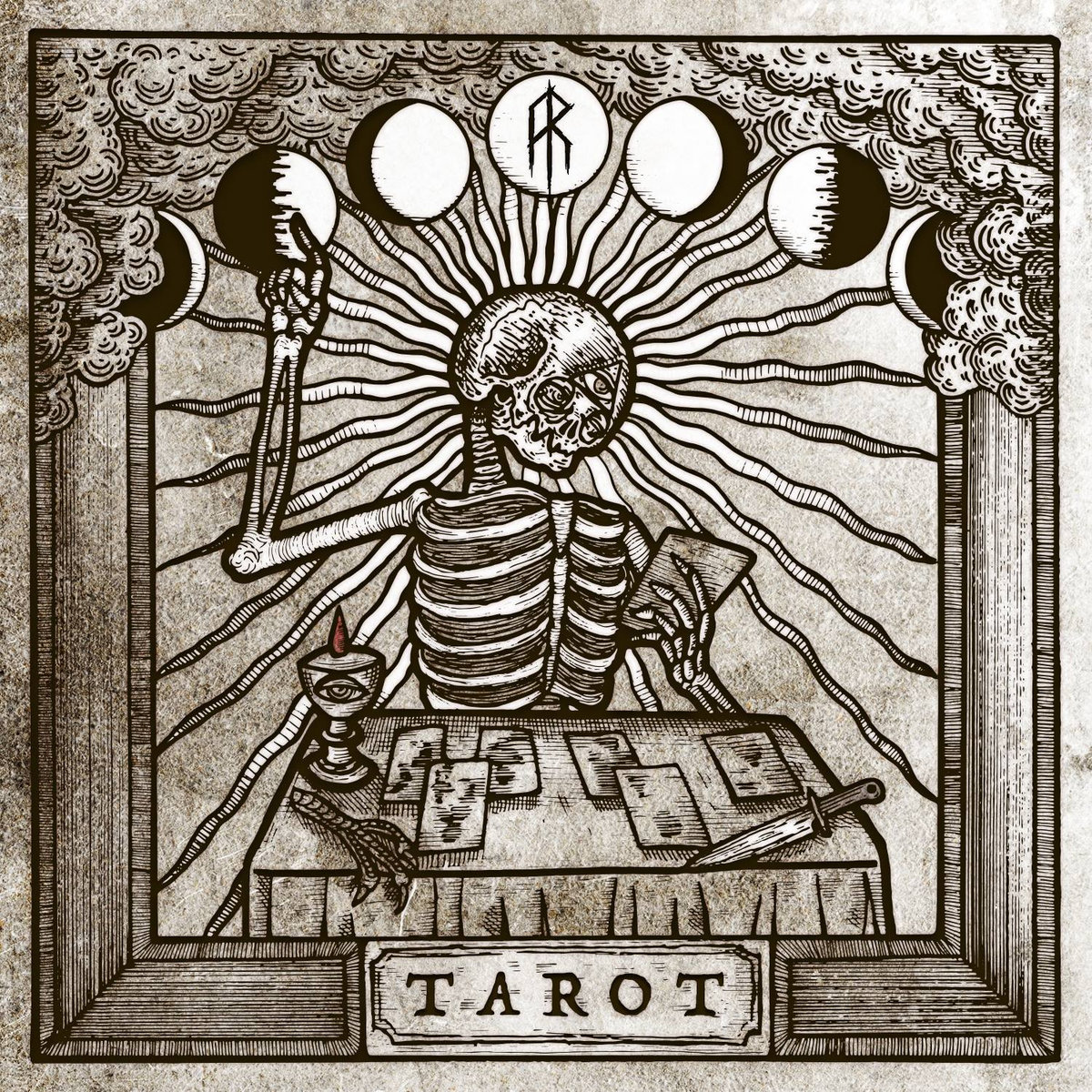 June 2017, Best Metal Album of the Month: Tarot by ÆtherRealm
