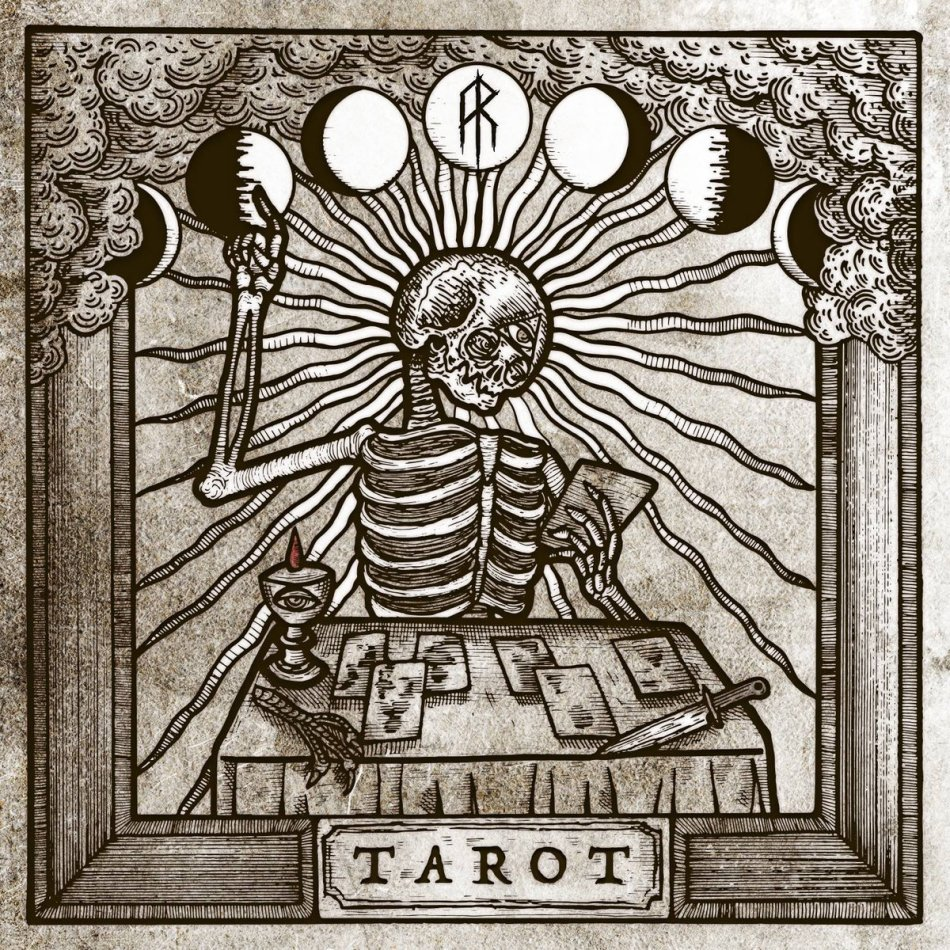 June 2017, Best Metal Album of the Month: Tarot by Æther