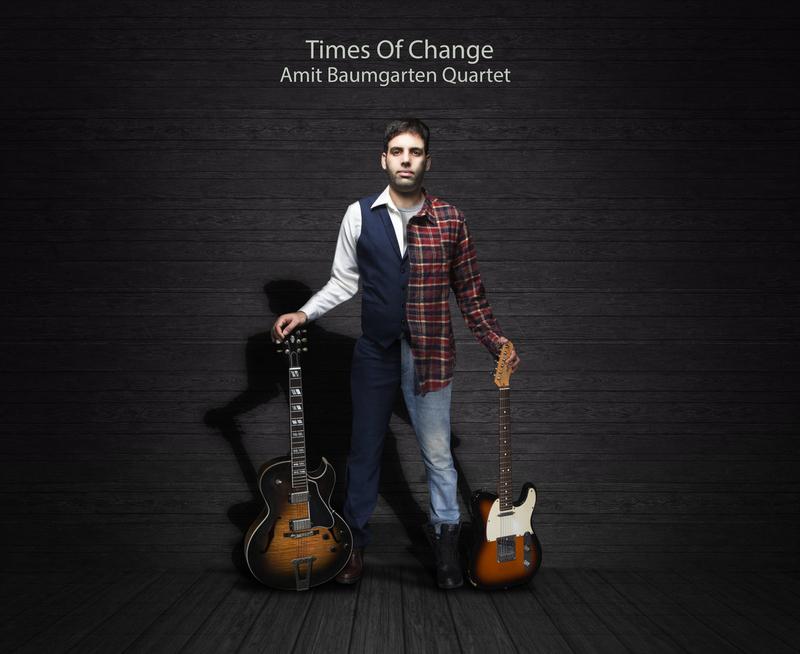 AMIT BAUMGARTEN QUARTET - Times of Change - 800x800.jpg