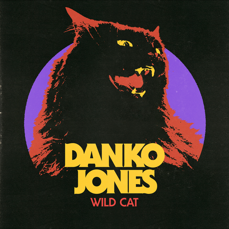 DANKO JONES - Wild Cat - 800x800