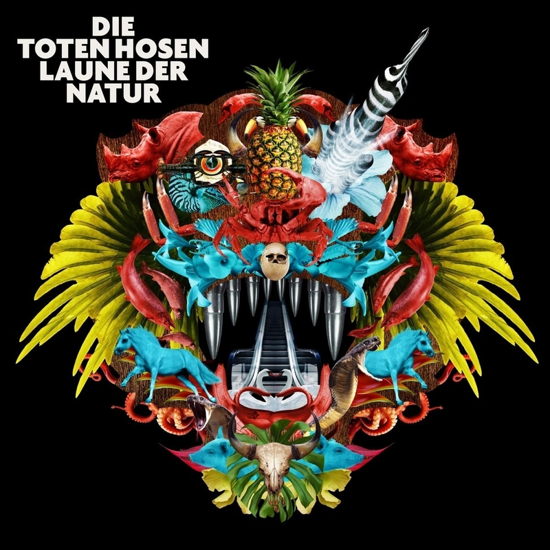 DIE TOTEN HOSEN - Laune Der Nature - 800x800