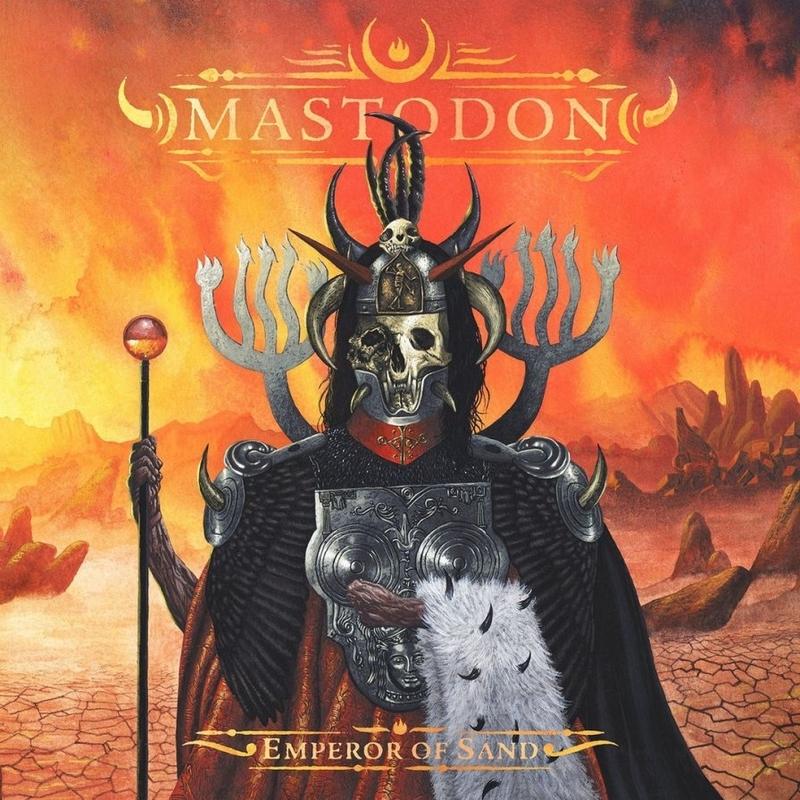 MASTODON - Emperor of Sand - 800x800