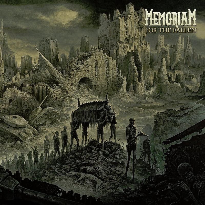 MEMORIAM - For the Fallen - 800x800