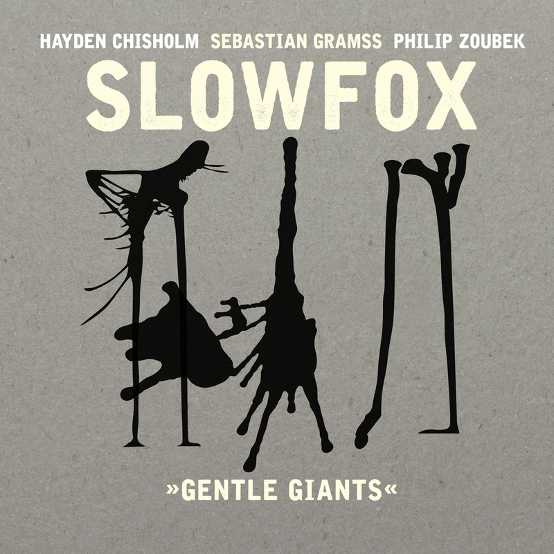 SLOWFOX - Gentle Giants - 800x800