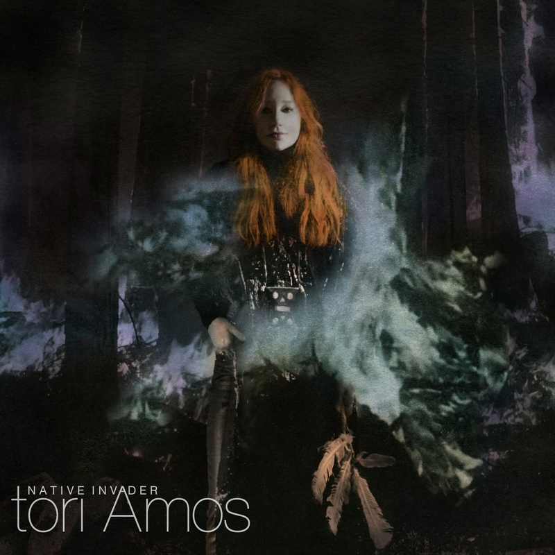 TORI AMOS - Native Invader - 800x800
