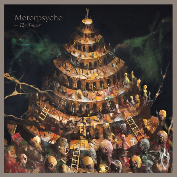 MOTORPSYCHO - The Tower - 800x800