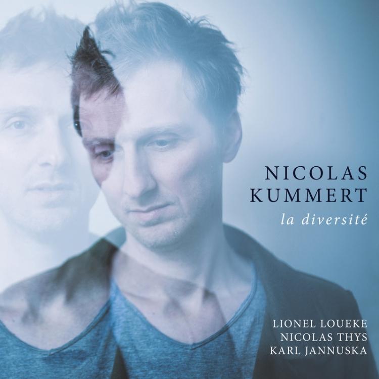 NICOLAS KUMMERT - La Diversité - 800x800