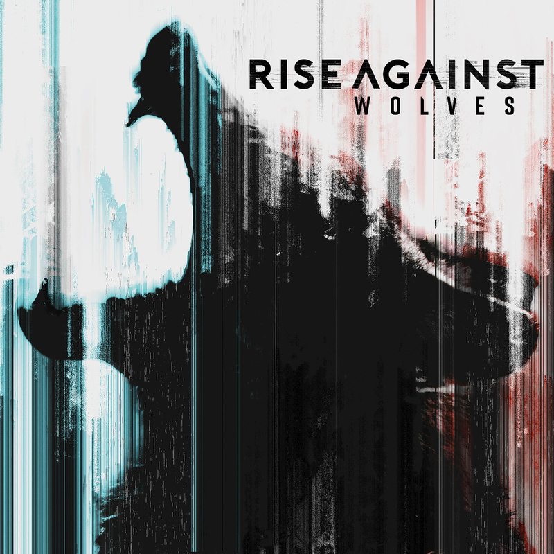 RISE AGAINST - Wolves - 800x800