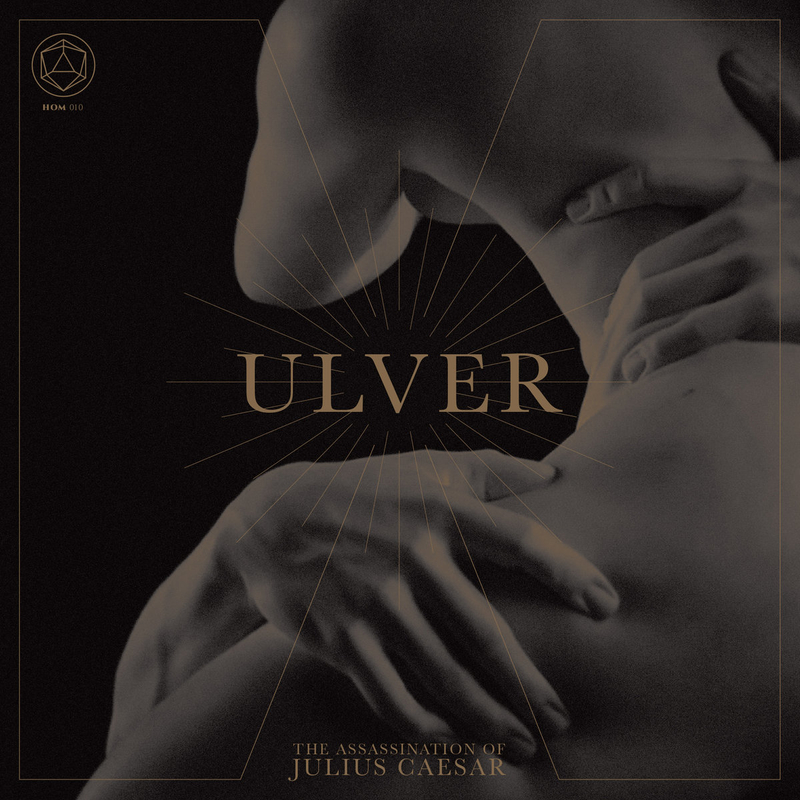 ULVER - The Assassination of Julius Caesar - 800x800