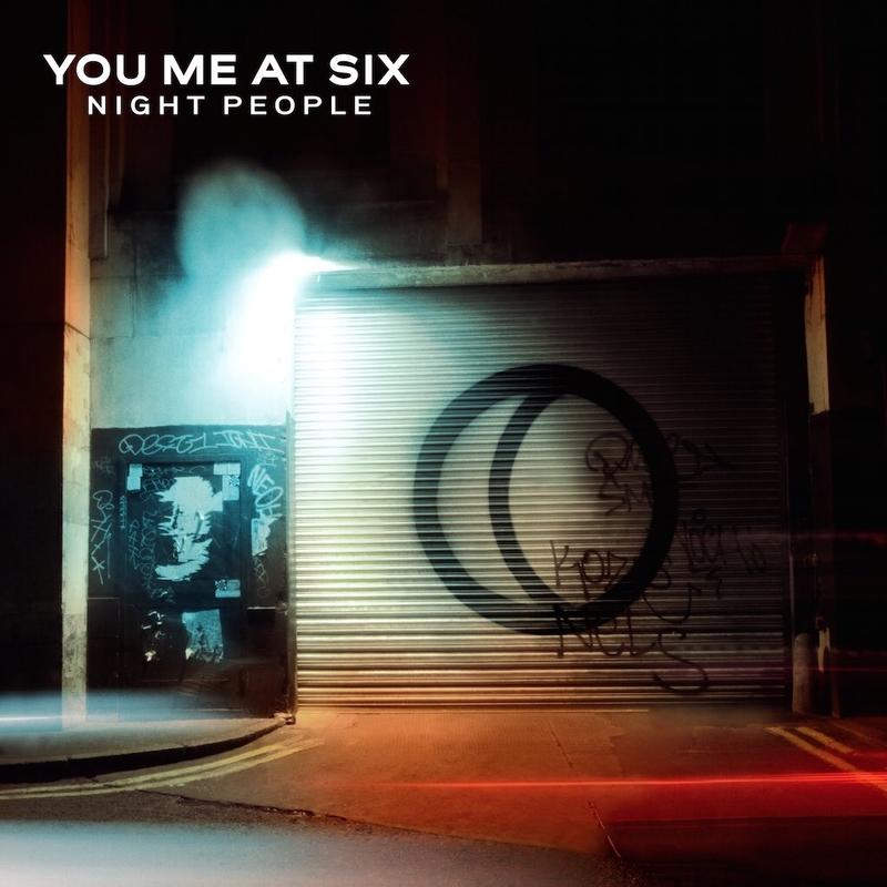YOU ME AT SIX - Night People - 800x800
