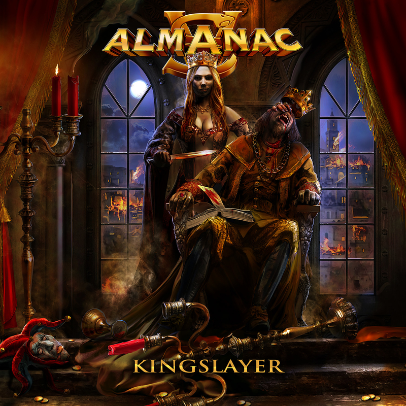 ALMANAC - Kingslayer - 800x800