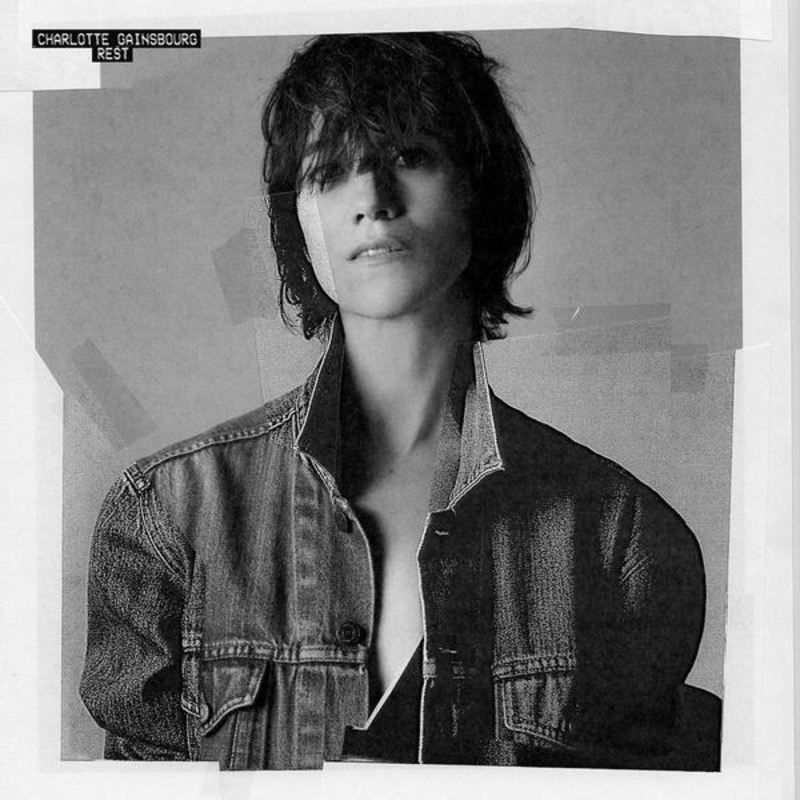 CHARLOTTE GAINSBOURG - Rest - 800x800