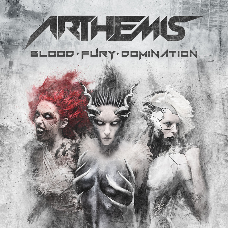 ARTHEMIS - Blood Fury Domination - 800x800