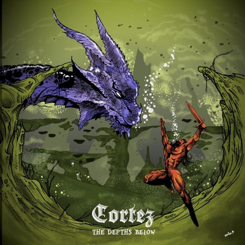CORTEZ - The Depths Below - 800x800