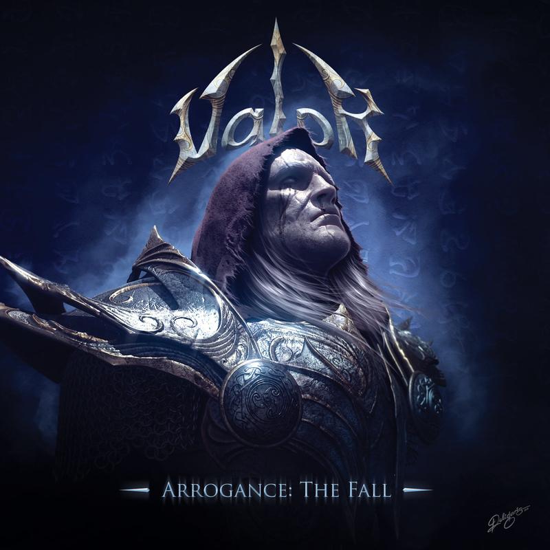 VALOR - Arrogance The Fall - 800x800