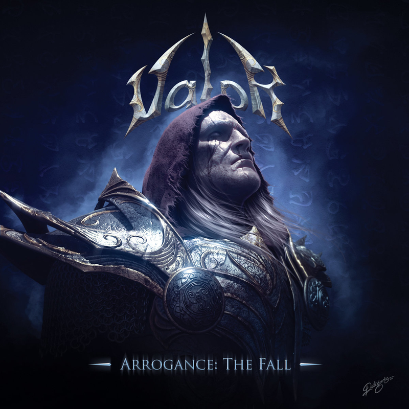 VALOR - Arrogance The Fall - 800x800