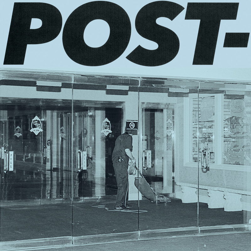JEFF ROSENSTOCK - Post- - 800x800