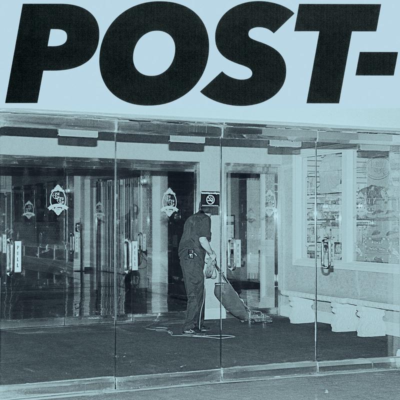 JEFF ROSENSTOCK - Post- - 800x800