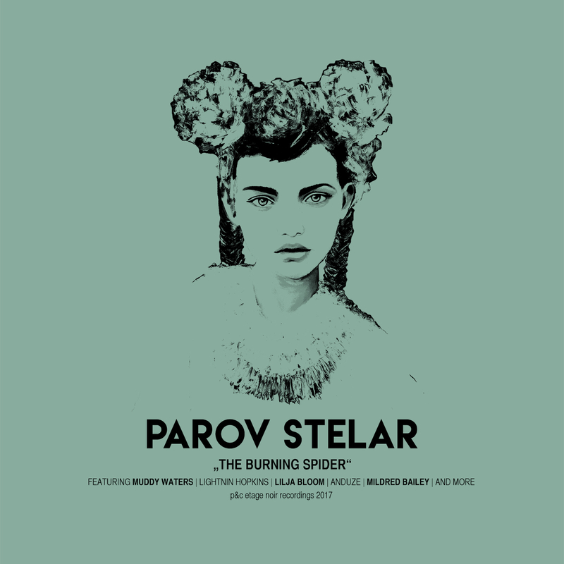 PAROV STELAR - The Burning Spider - 800x800