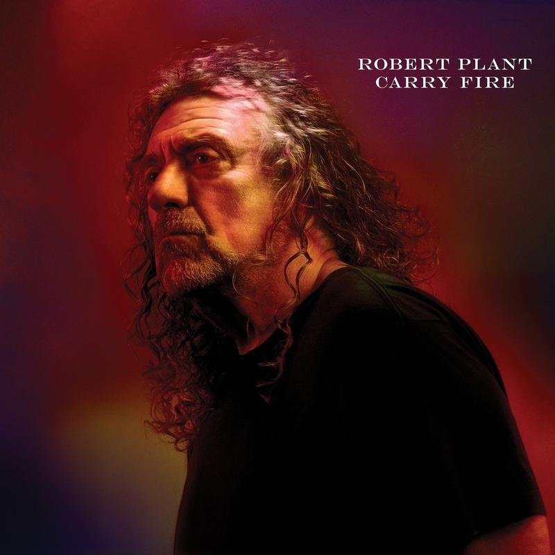 ROBERT PLANT - Carry Fire - 800x800