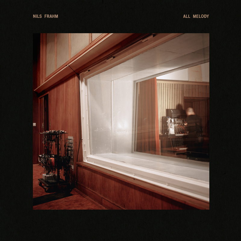 NILS FRAHM - All Melody - 800x800