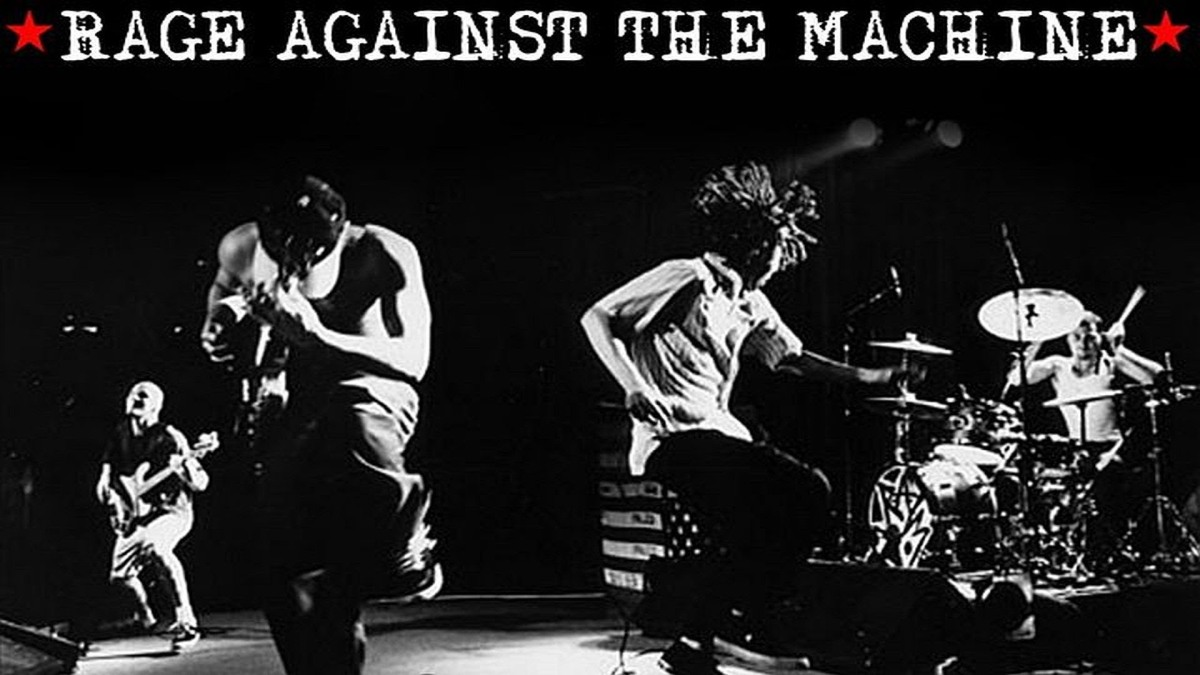 RAGE AGAINST THE MACHINE – A Tribute byGuerino