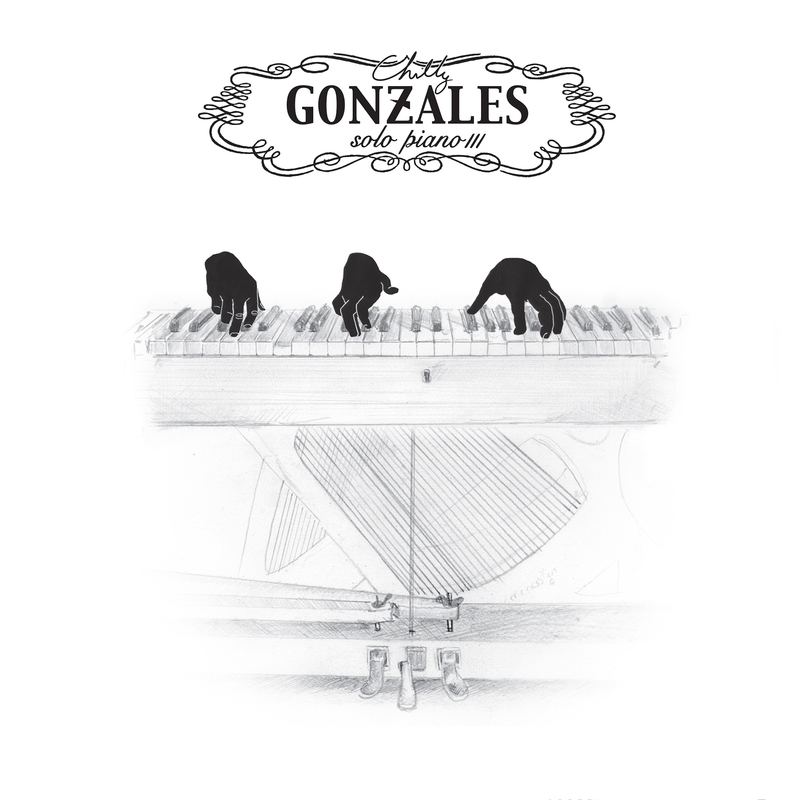 Best New Music: SOLO PIANO III by Chilly Gonzales