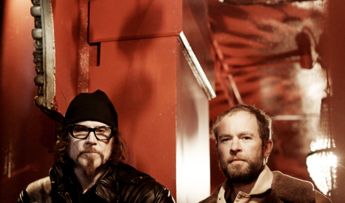 """Quick Review: """"With Animals"""" by Mark Lanegan and DukeGarwood"""
