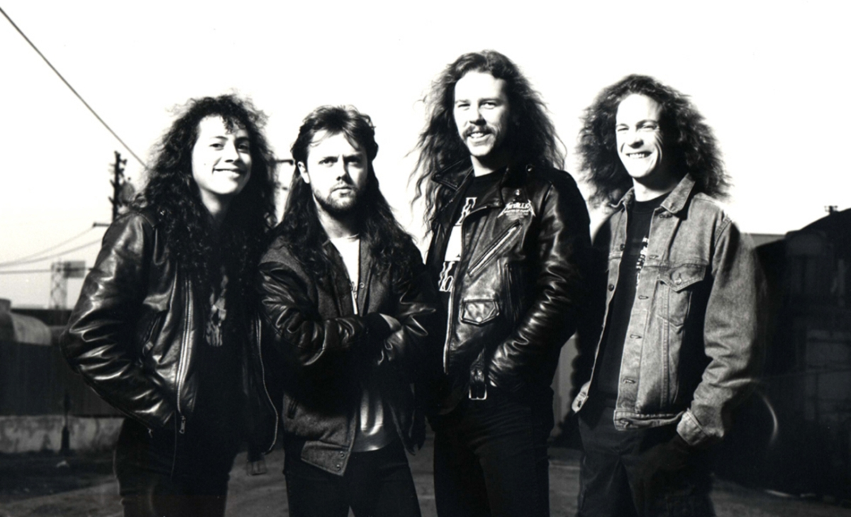 RUNNING WITH METALLICA, a Metal Compilation Made forRunning