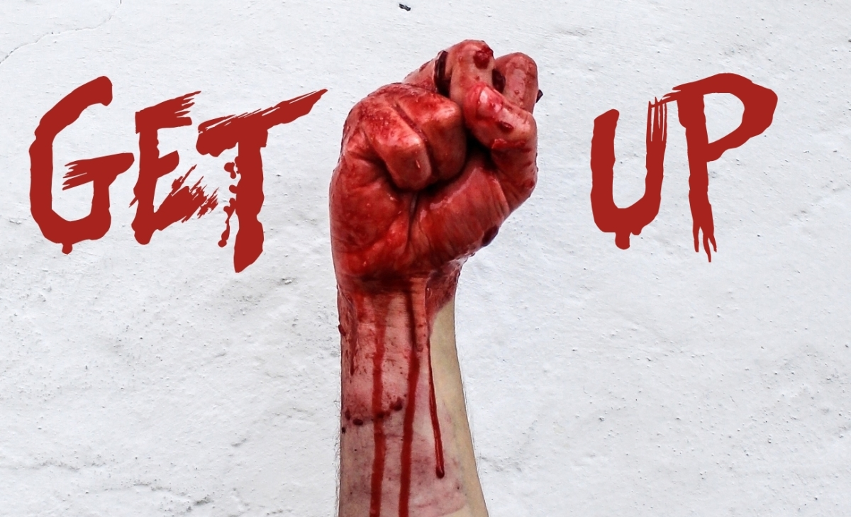 GET UP – The Mixtape (best of modern Crossover, Hardcore andNu-Metal)